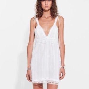 Sir The Label white dress